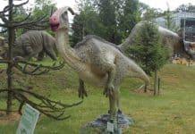 Parasaurolophus by Michiel Gilissen