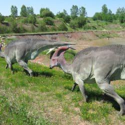 Parasaurolophus by Magdalen (Magda)