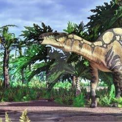 Iguanodon by Jk