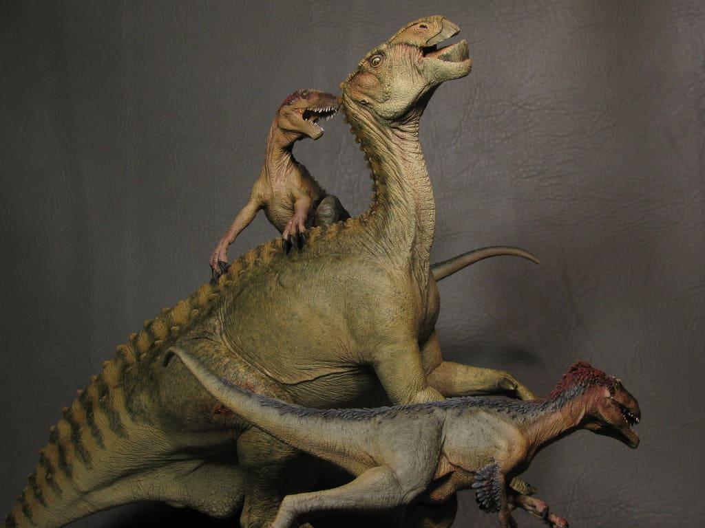 Iguanodon by Shane Foulkes