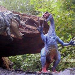 Therizinosaurus by Paul Carter