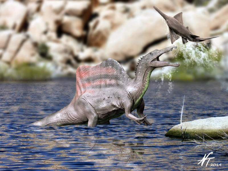 spinosaurus facts and pictures