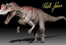 Ceratosaurus by Robertasaurus Fabiani