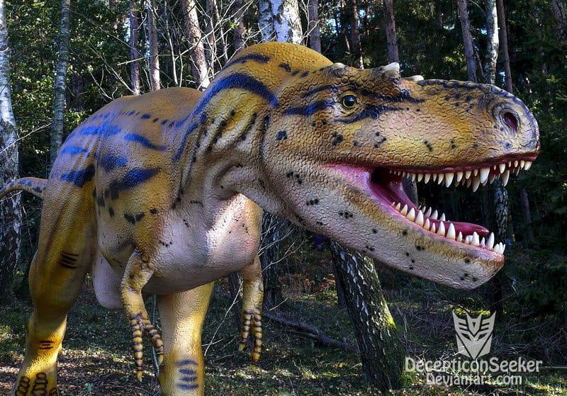 Albertosaurus by Jasper Nijenhuis