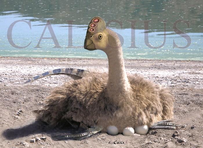 Oviraptor by Lex