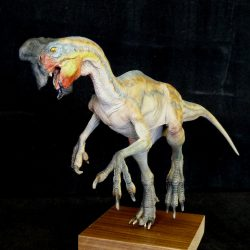 Oviraptor by Martin Garratt