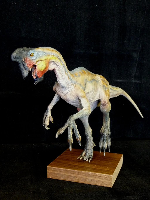 Oviraptor by Martin Garratt