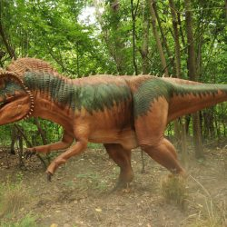 Megalosaurus by Ricky Beckett