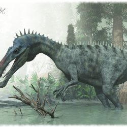 Suchomimus by Andreas