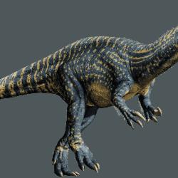 Suchomimus by Hunter Richer
