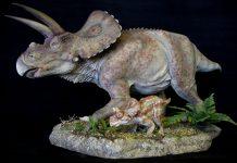 Torosaurus by Martin Garratt