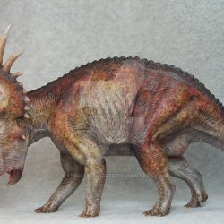 Styracosaurus by Joe
