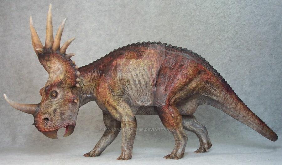 Styracosaurus by Joe
