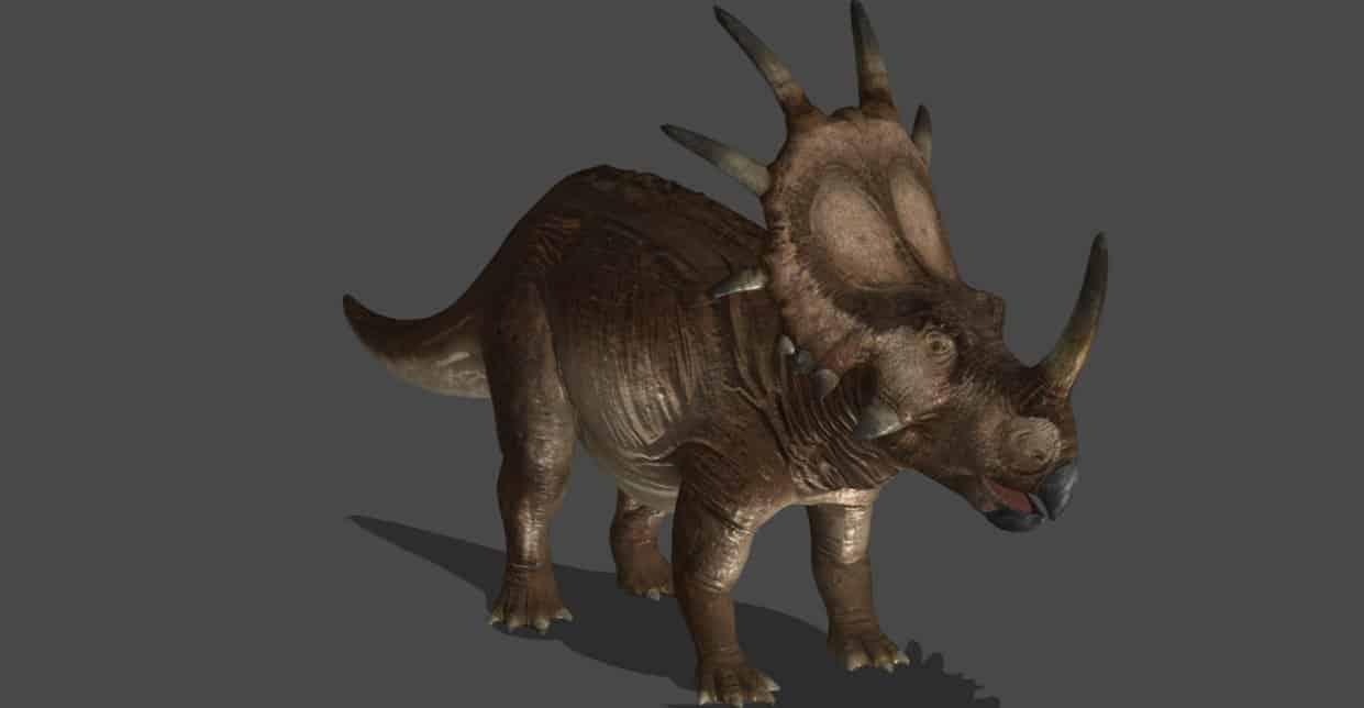 Styracosaurus by FiL