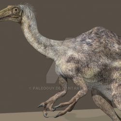 Deinocheirus by Jk