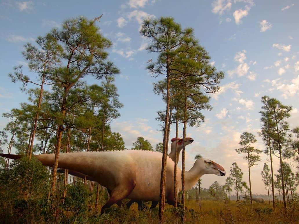 Edmontosaurus by Philip Edwin