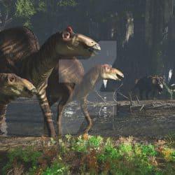 Edmontosaurus by Jk