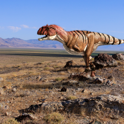 Majungasaurus by Hyperactive Grasshopper