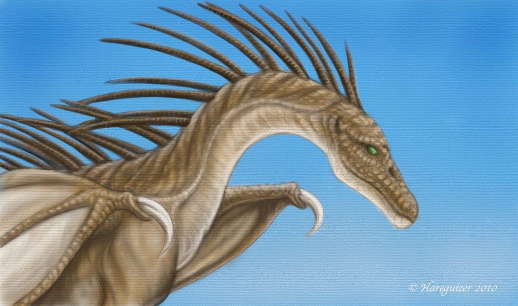 Amargasaurus by Hareguizer