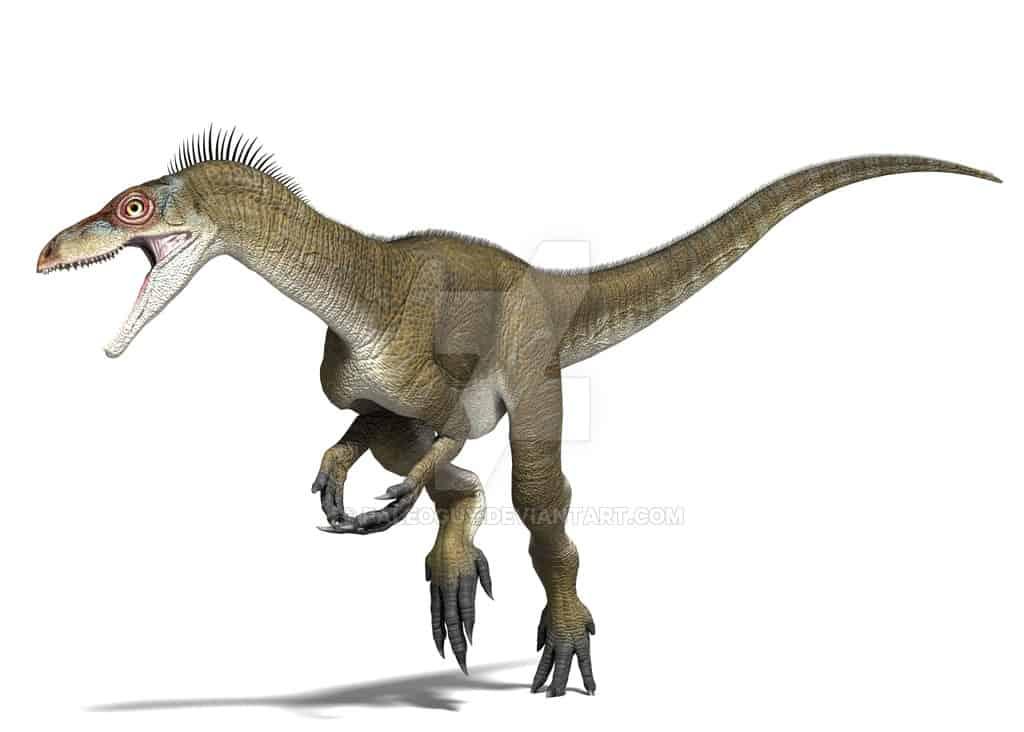 Resultado de imagen de eoraptor