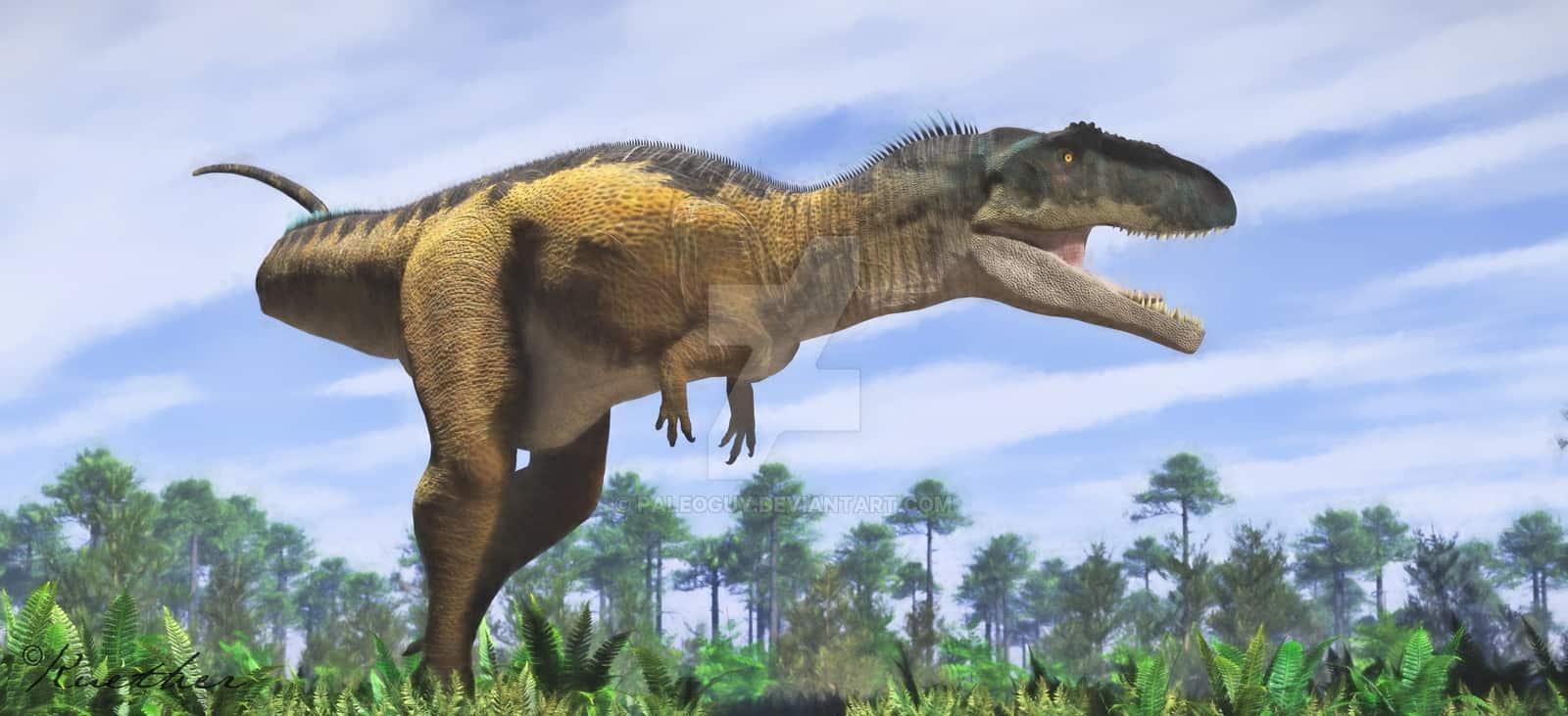 Mapusaurus by James Kuether