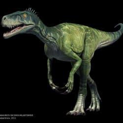 Herrerasaurus by Vlad Konstantinov