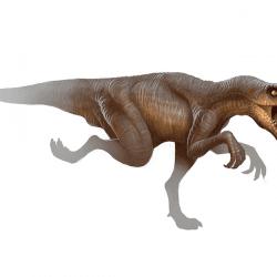 Herrerasaurus by Jonatan Iversen- Ejve