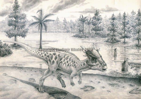 Stygimoloch by Vladimir Nikolov