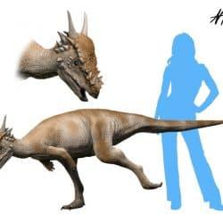 Stygimoloch by Nobu Tamura