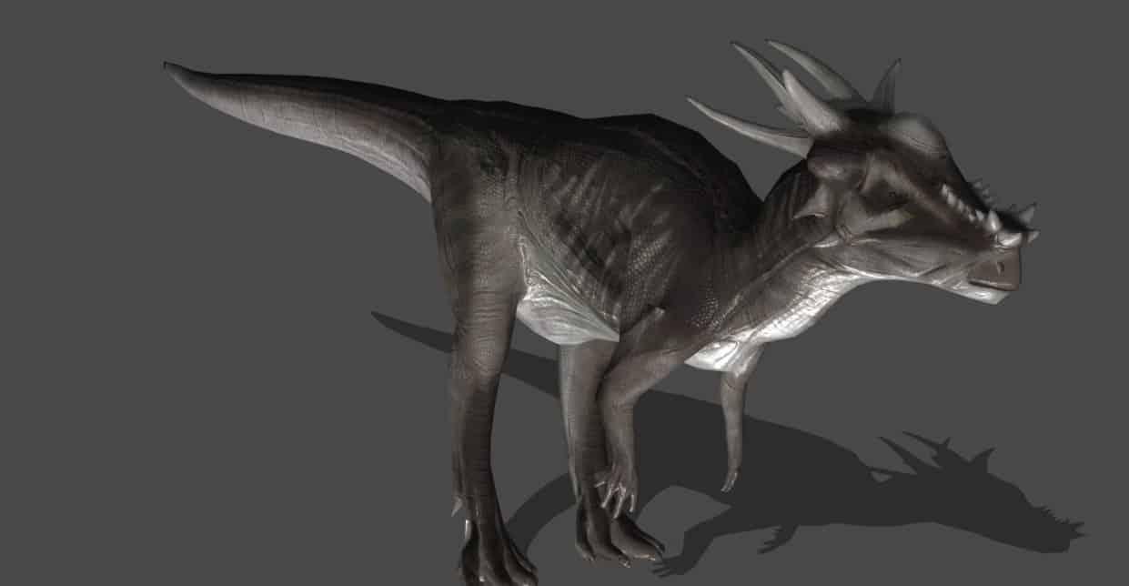 Stygimoloch by FiL