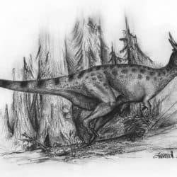 Stygimoloch by Alexander