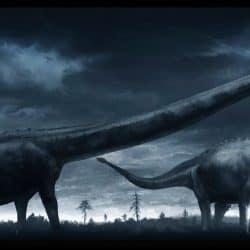 Mamenchisaurus by Cheung Chung Tat