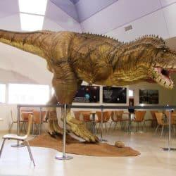 Abelisaurus by Jorge Antonio Gonzalez
