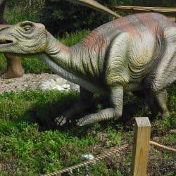 Hadrosaurus by Daniel Hagerman