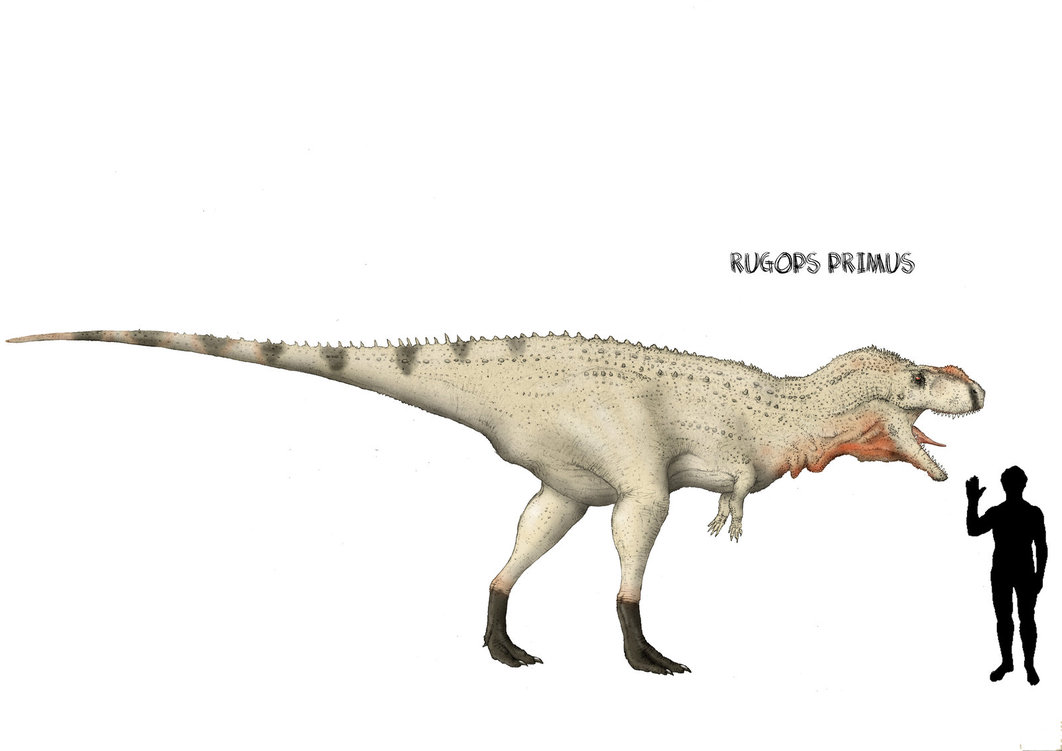 Rugops - Facts and Pictures