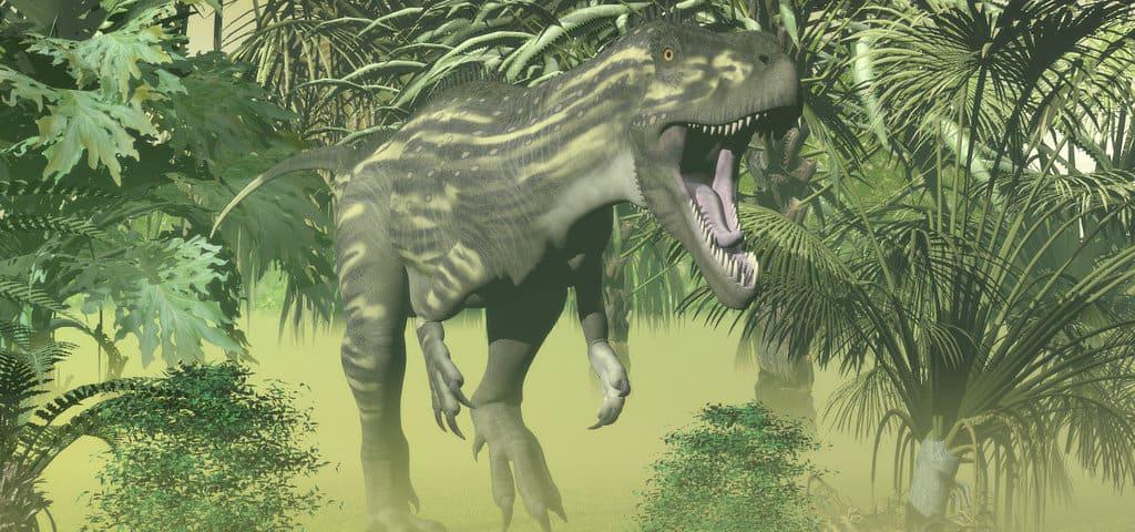 Torvosaurus by Steven Thompson