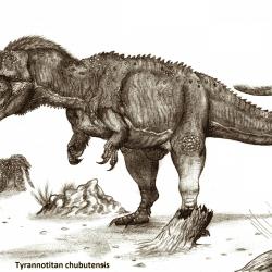 Tyrannotitan by Robinson Kunz