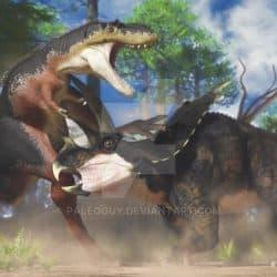 Pentaceratops by Jk