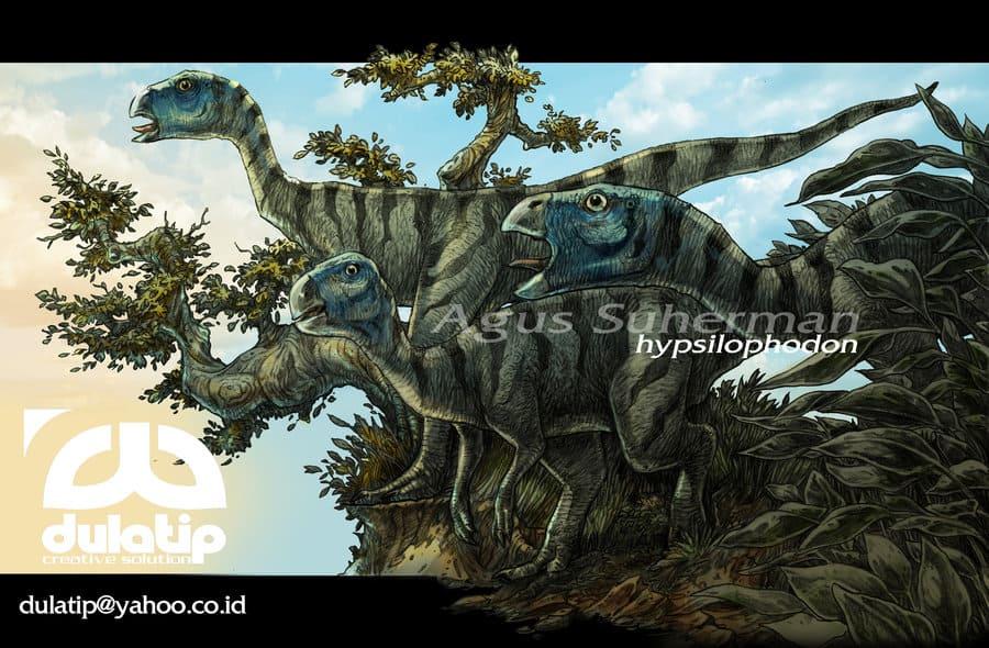 Hypsilophodon by Dulatip