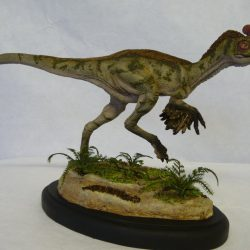 Guanlong by Martin Garratt
