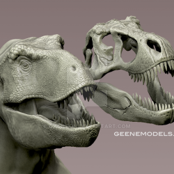 Tyrannosaurus by Galileo Nunez