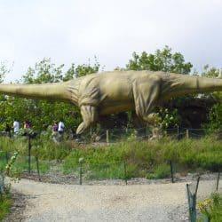 Argentinosaurus by Daniel Hagerman