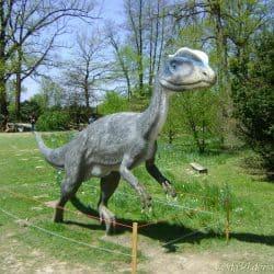 Dilophosaurus by Vida Hernaus