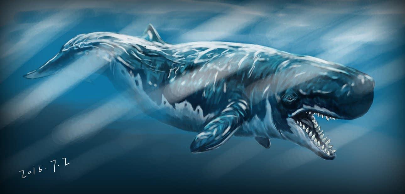Leviathan (Livyatan) by Scott