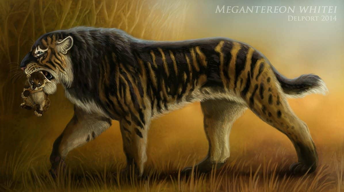 Megantereon by Viergacht