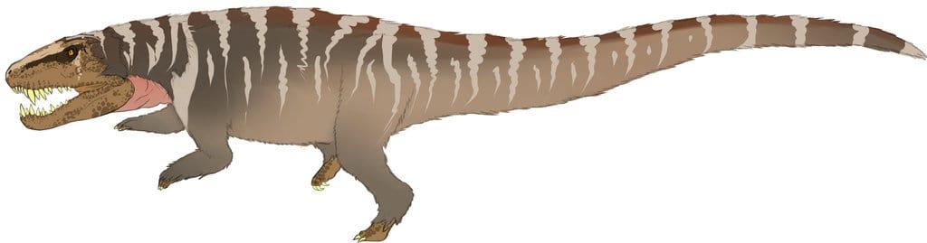 Postosuchus by Lizard