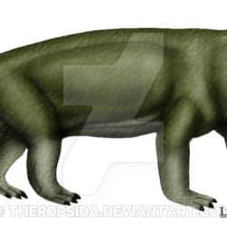 1349_lystrosaurus_theropsida