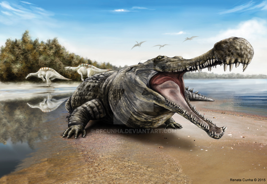 56380cda3af5a Sarcosuchus - Facts and Pictures