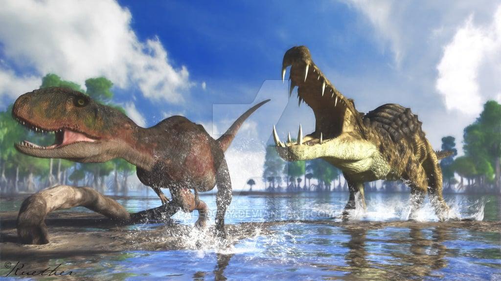 running with dinosaur wallpaper - photo #37