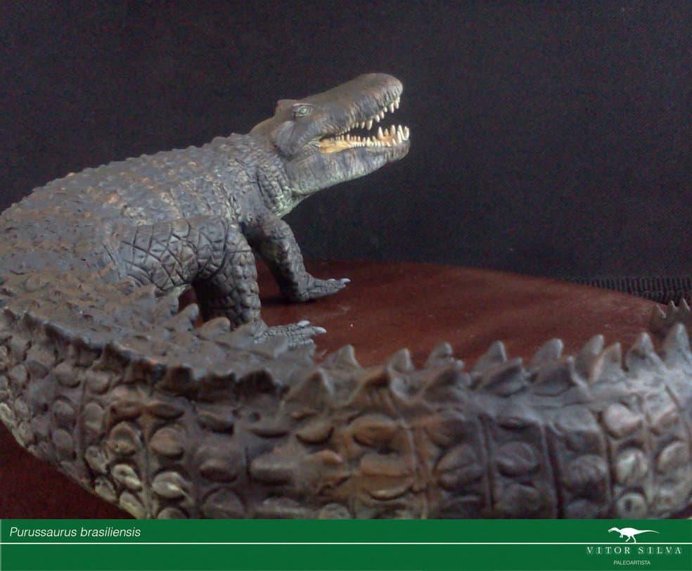 Purussaurus by Jose Vitor E. Da Silva